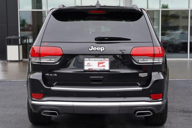 Used 2018 Jeep Grand Cherokee Summit for sale $43,991 at Gravity Autos Roswell in Roswell GA 30076 12