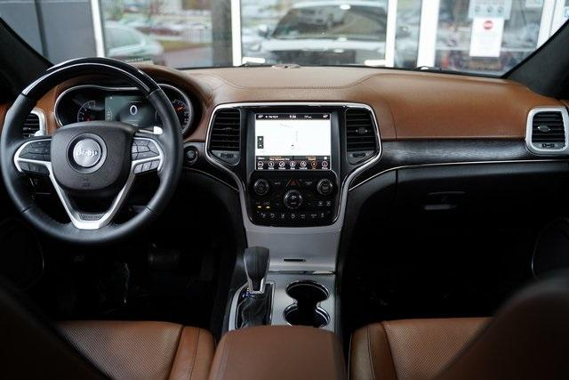 Used 2018 Jeep Grand Cherokee Summit for sale $43,991 at Gravity Autos Roswell in Roswell GA 30076 15