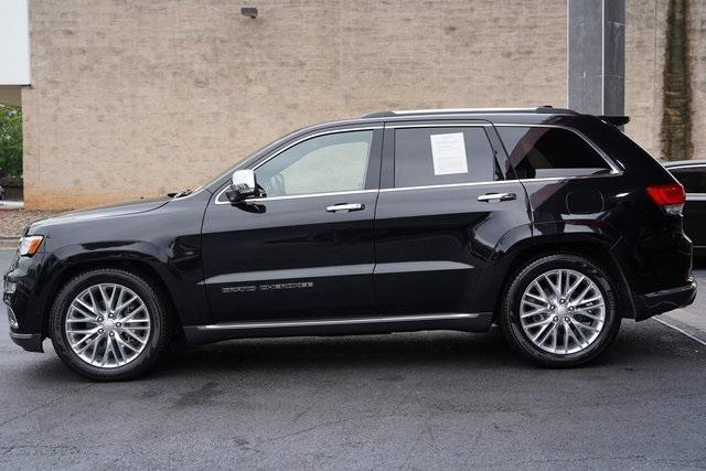 Used 2018 Jeep Grand Cherokee Summit for sale $43,991 at Gravity Autos Roswell in Roswell GA 30076 4