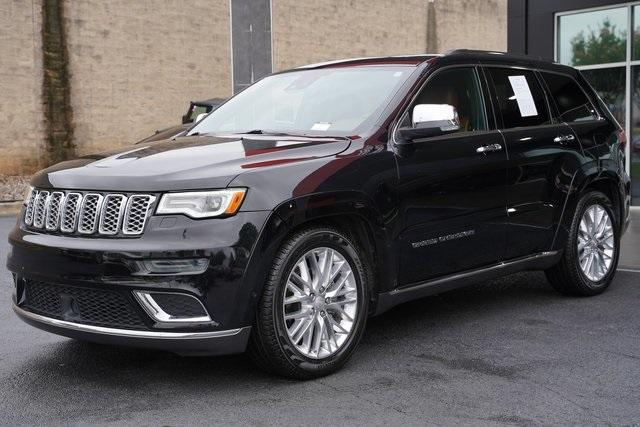 Used 2018 Jeep Grand Cherokee Summit for sale $43,991 at Gravity Autos Roswell in Roswell GA 30076 5