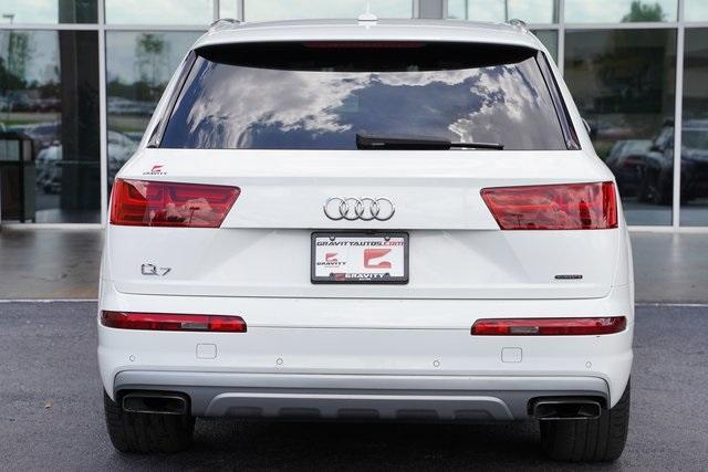 Used 2018 Audi Q7 2.0T Premium for sale $38,991 at Gravity Autos Roswell in Roswell GA 30076 12