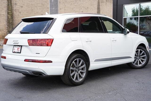 Used 2018 Audi Q7 2.0T Premium for sale $38,991 at Gravity Autos Roswell in Roswell GA 30076 13