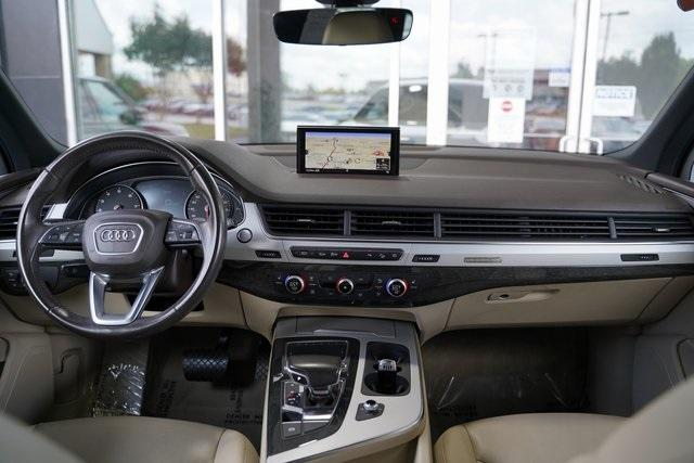 Used 2018 Audi Q7 2.0T Premium Plus for sale $37,992 at Gravity Autos Roswell in Roswell GA 30076 15