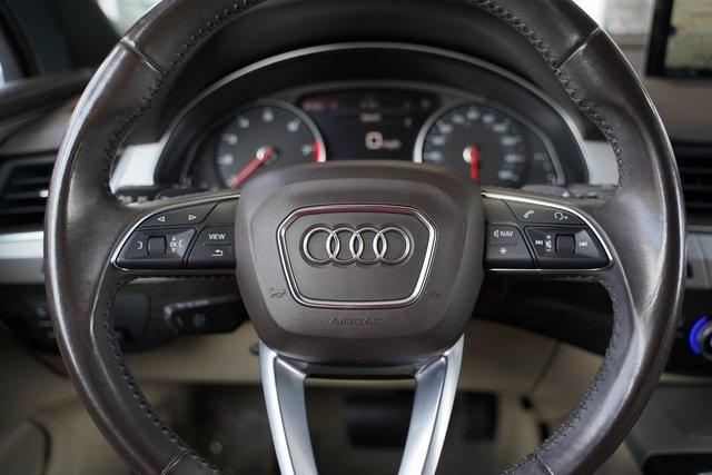 Used 2018 Audi Q7 2.0T Premium Plus for sale $37,992 at Gravity Autos Roswell in Roswell GA 30076 16