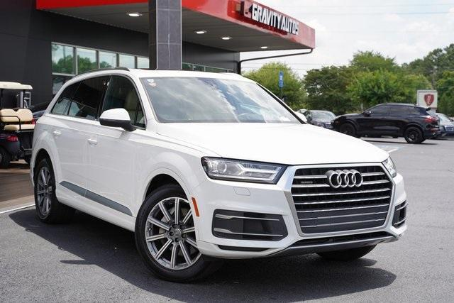 Used 2018 Audi Q7 2.0T Premium Plus for sale $37,992 at Gravity Autos Roswell in Roswell GA 30076 2