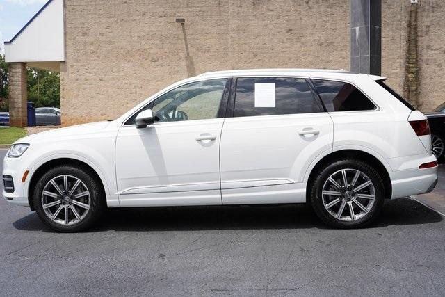 Used 2018 Audi Q7 2.0T Premium Plus for sale $37,992 at Gravity Autos Roswell in Roswell GA 30076 4