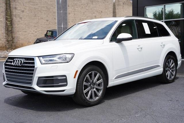 Used 2018 Audi Q7 2.0T Premium for sale $38,991 at Gravity Autos Roswell in Roswell GA 30076 5