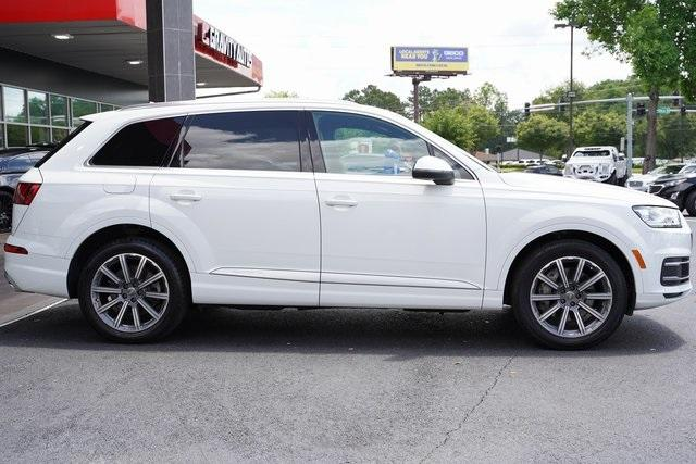 Used 2018 Audi Q7 2.0T Premium Plus for sale $37,992 at Gravity Autos Roswell in Roswell GA 30076 8