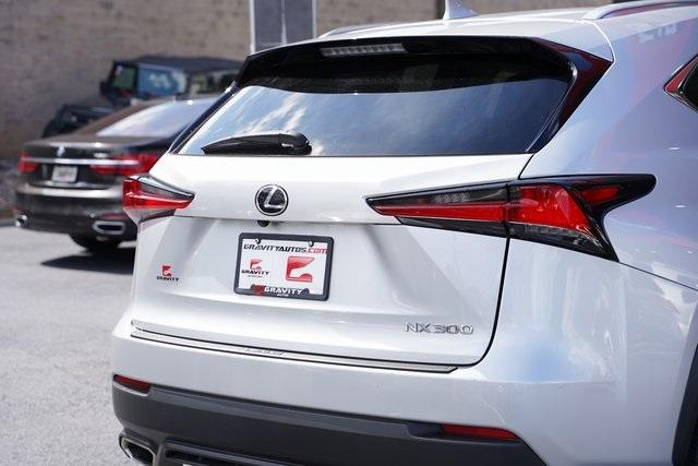 Used 2018 Lexus NX 300 Base for sale $32,191 at Gravity Autos Roswell in Roswell GA 30076 13