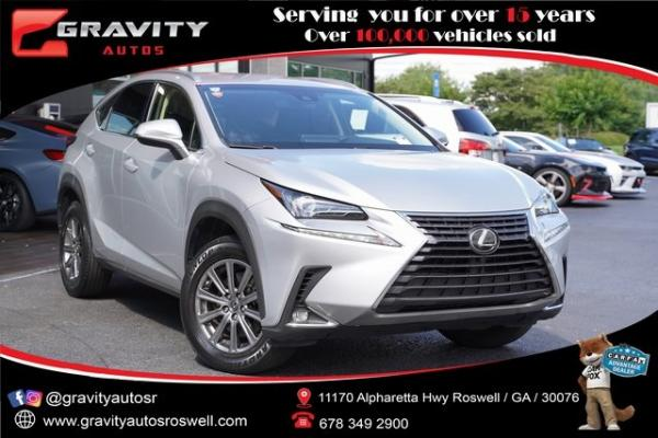 Used 2018 Lexus NX 300 Base for sale $32,191 at Gravity Autos Roswell in Roswell GA