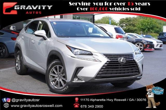 Used 2018 Lexus NX 300 Base for sale $32,191 at Gravity Autos Roswell in Roswell GA 30076 1