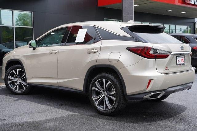 Used 2017 Lexus RX 350 for sale $41,992 at Gravity Autos Roswell in Roswell GA 30076 11