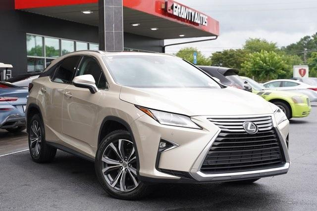 Used 2017 Lexus RX 350 for sale $41,992 at Gravity Autos Roswell in Roswell GA 30076 2