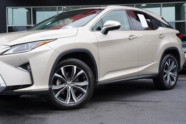 Used 2017 Lexus RX 350 for sale $41,992 at Gravity Autos Roswell in Roswell GA 30076 3