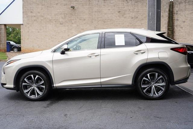 Used 2017 Lexus RX 350 for sale $41,992 at Gravity Autos Roswell in Roswell GA 30076 4