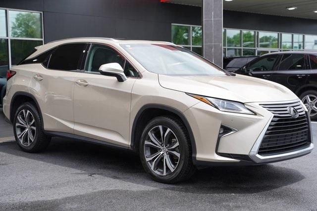 Used 2017 Lexus RX 350 for sale $41,992 at Gravity Autos Roswell in Roswell GA 30076 7