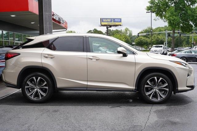 Used 2017 Lexus RX 350 for sale $41,992 at Gravity Autos Roswell in Roswell GA 30076 8