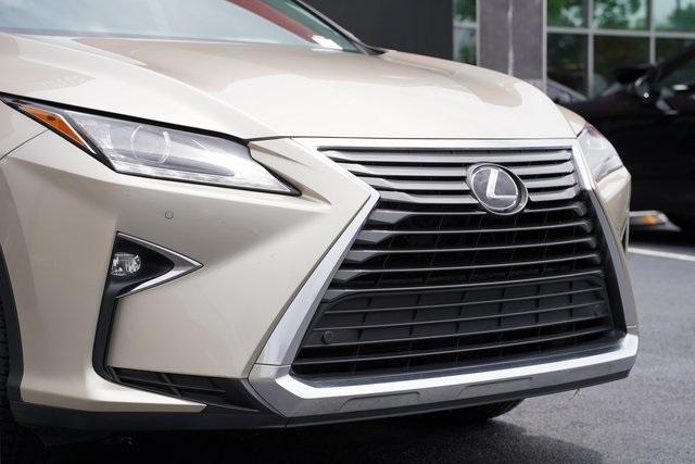 Used 2017 Lexus RX 350 for sale $41,992 at Gravity Autos Roswell in Roswell GA 30076 9