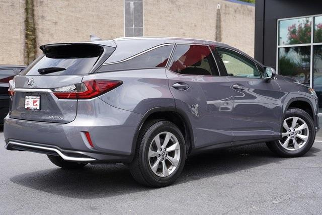 Used 2018 Lexus RX 350L for sale $41,991 at Gravity Autos Roswell in Roswell GA 30076 11