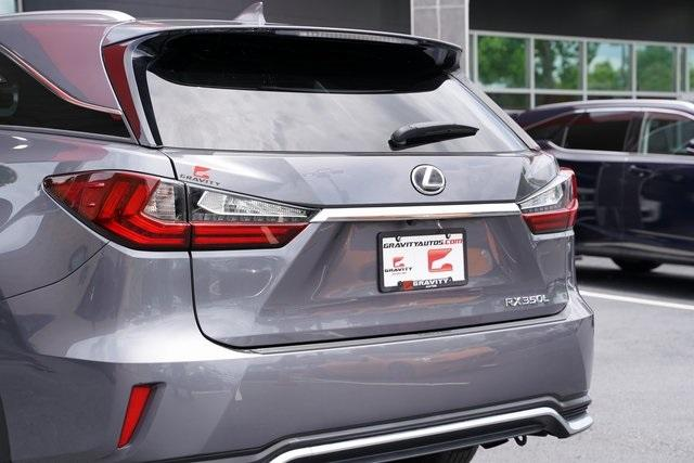 Used 2018 Lexus RX 350L for sale $41,991 at Gravity Autos Roswell in Roswell GA 30076 12