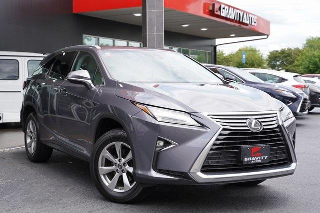 Used 2018 Lexus RX 350L for sale $41,991 at Gravity Autos Roswell in Roswell GA 30076 2