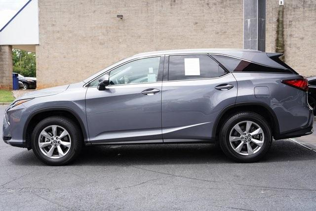 Used 2018 Lexus RX 350L for sale $41,991 at Gravity Autos Roswell in Roswell GA 30076 4
