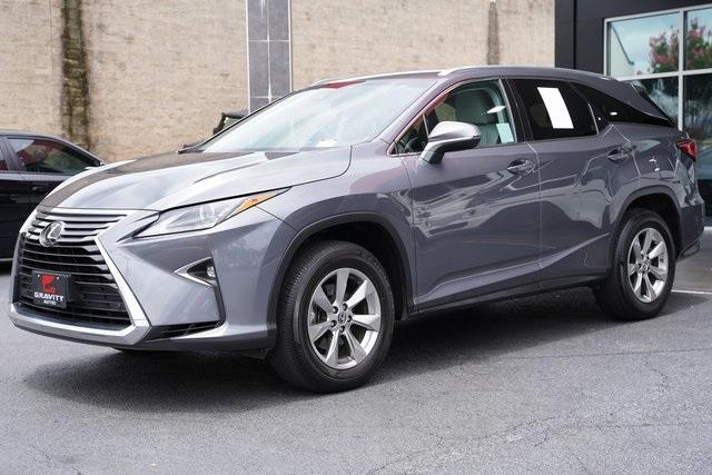 Used 2018 Lexus RX 350L for sale $41,991 at Gravity Autos Roswell in Roswell GA 30076 5