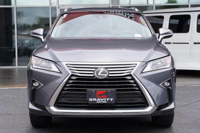 Used 2018 Lexus RX 350L for sale $41,991 at Gravity Autos Roswell in Roswell GA 30076 6