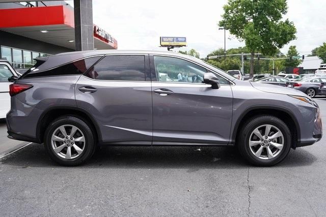 Used 2018 Lexus RX 350L for sale $41,991 at Gravity Autos Roswell in Roswell GA 30076 7