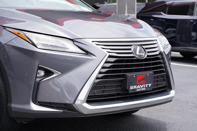 Used 2018 Lexus RX 350L for sale $41,991 at Gravity Autos Roswell in Roswell GA 30076 8