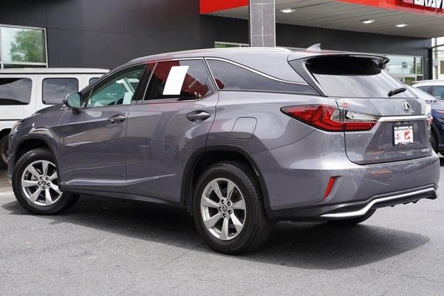 Used 2018 Lexus RX 350L for sale $41,991 at Gravity Autos Roswell in Roswell GA 30076 9