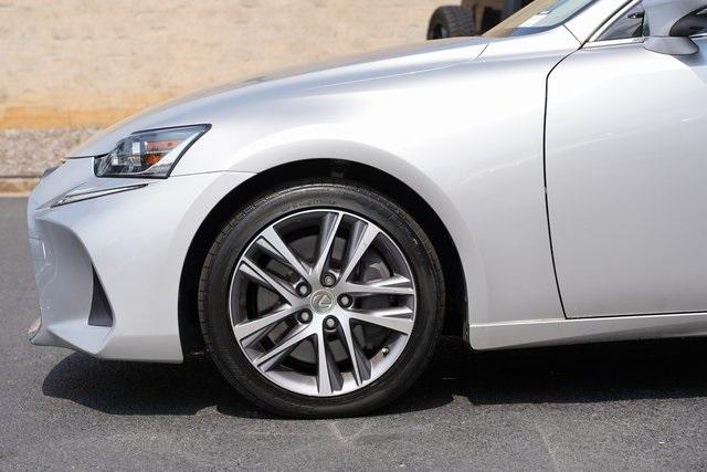 Used 2019 Lexus IS 300 for sale $34,991 at Gravity Autos Roswell in Roswell GA 30076 10