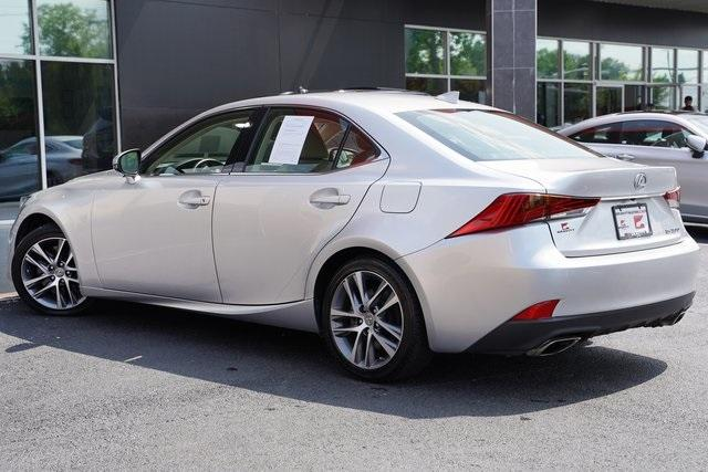 Used 2019 Lexus IS 300 for sale $34,991 at Gravity Autos Roswell in Roswell GA 30076 11