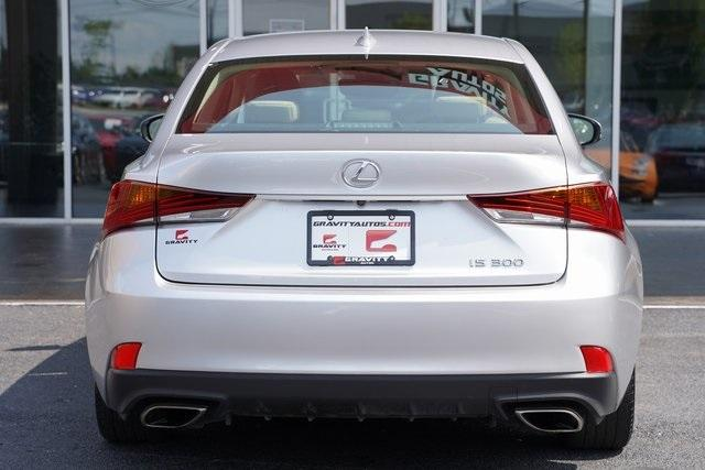 Used 2019 Lexus IS 300 for sale $34,991 at Gravity Autos Roswell in Roswell GA 30076 12