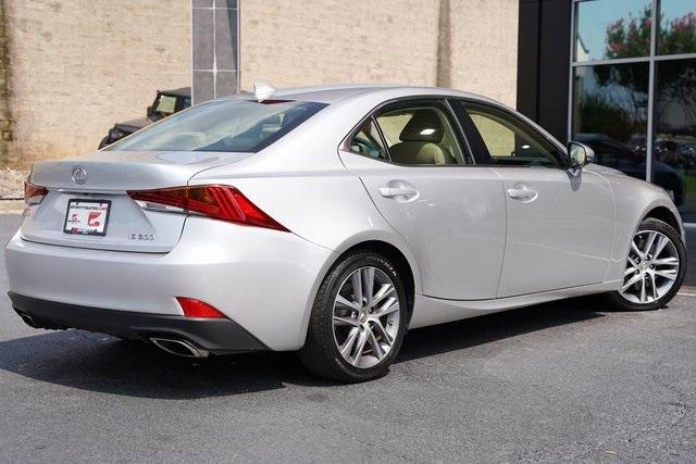 Used 2019 Lexus IS 300 for sale $34,991 at Gravity Autos Roswell in Roswell GA 30076 13