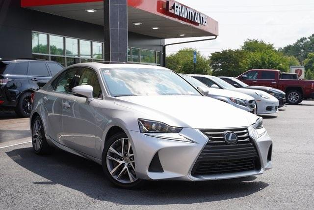 Used 2019 Lexus IS 300 for sale $34,991 at Gravity Autos Roswell in Roswell GA 30076 2
