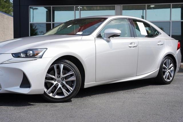 Used 2019 Lexus IS 300 for sale $34,991 at Gravity Autos Roswell in Roswell GA 30076 3