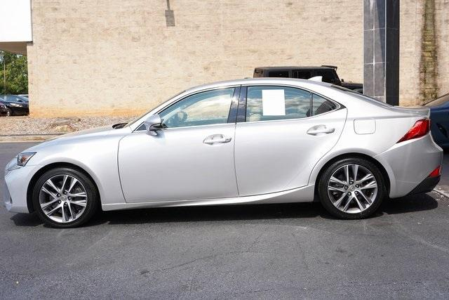 Used 2019 Lexus IS 300 for sale $34,991 at Gravity Autos Roswell in Roswell GA 30076 4