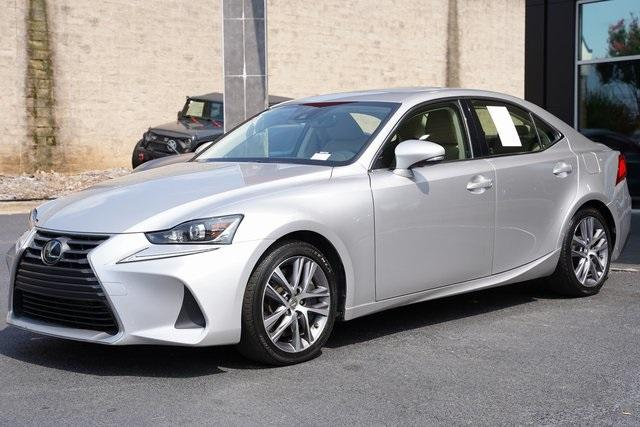 Used 2019 Lexus IS 300 for sale $34,991 at Gravity Autos Roswell in Roswell GA 30076 5