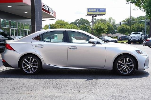 Used 2019 Lexus IS 300 for sale $34,991 at Gravity Autos Roswell in Roswell GA 30076 8