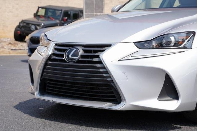 Used 2019 Lexus IS 300 for sale $34,991 at Gravity Autos Roswell in Roswell GA 30076 9