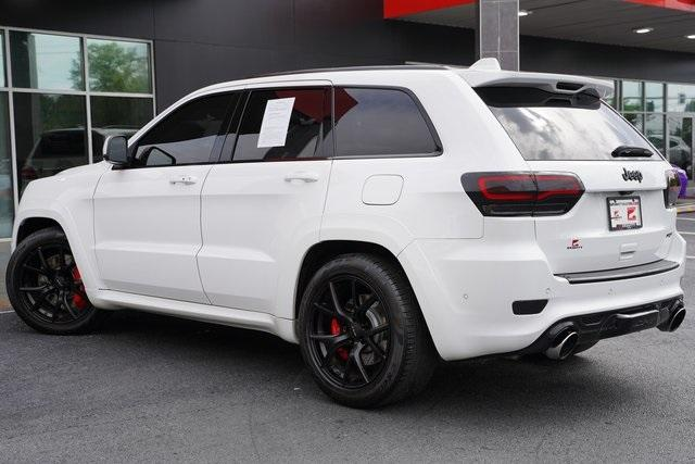 Used 2018 Jeep Grand Cherokee SRT for sale $64,992 at Gravity Autos Roswell in Roswell GA 30076 11