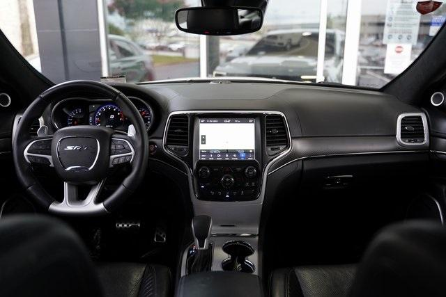 Used 2018 Jeep Grand Cherokee SRT for sale $64,992 at Gravity Autos Roswell in Roswell GA 30076 17