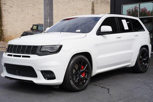 Used 2018 Jeep Grand Cherokee SRT for sale $64,992 at Gravity Autos Roswell in Roswell GA 30076 5
