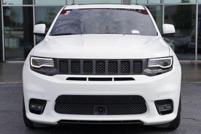 Used 2018 Jeep Grand Cherokee SRT for sale $64,992 at Gravity Autos Roswell in Roswell GA 30076 6