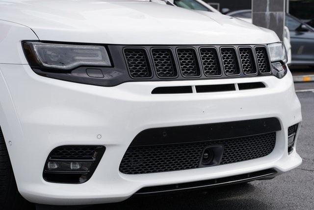 Used 2018 Jeep Grand Cherokee SRT for sale $64,992 at Gravity Autos Roswell in Roswell GA 30076 9