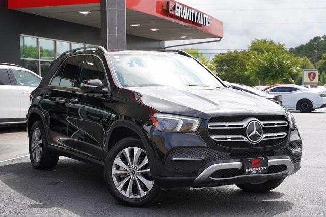 Used 2020 Mercedes-Benz GLE GLE 350 for sale $58,991 at Gravity Autos Roswell in Roswell GA 30076 2