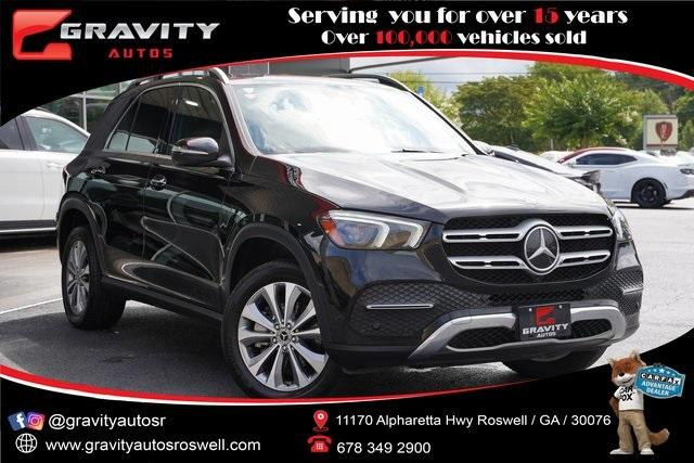 Used 2020 Mercedes-Benz GLE GLE 350 for sale $58,991 at Gravity Autos Roswell in Roswell GA 30076 1