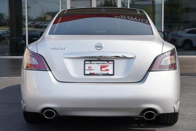 Used 2012 Nissan Maxima 3.5 SV for sale Sold at Gravity Autos Roswell in Roswell GA 30076 10