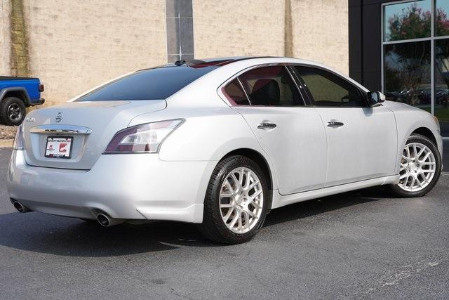 Used 2012 Nissan Maxima 3.5 SV for sale Sold at Gravity Autos Roswell in Roswell GA 30076 11